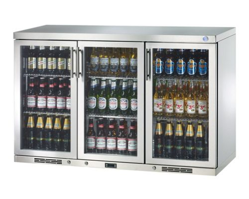 IMC Ventus V135 Under Counter Bottle Cooler 800mm Black
