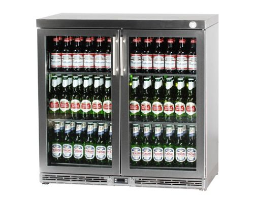 IMC Ventus V90 Under Counter Bottle Cooler 800mm Black